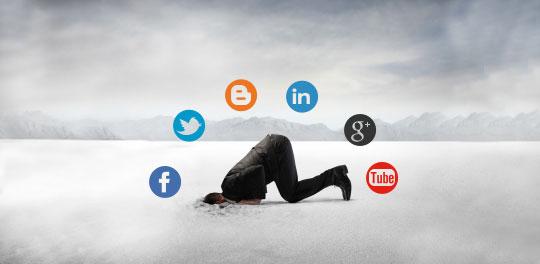 social media bad practices