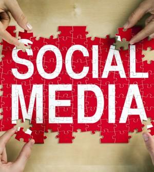 social media puzzle