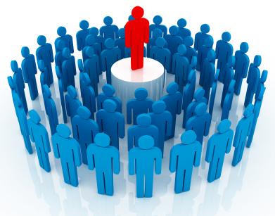 online influencer, leader