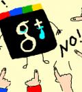 Google plus sucks