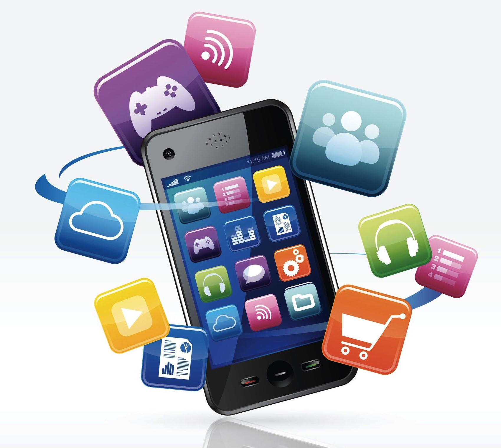mobile marketing Want to know about mobile web traffic, trends, and mobile usage statistics see 60+ of most recent mobile marketing statistics here.