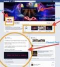 Facebook customize