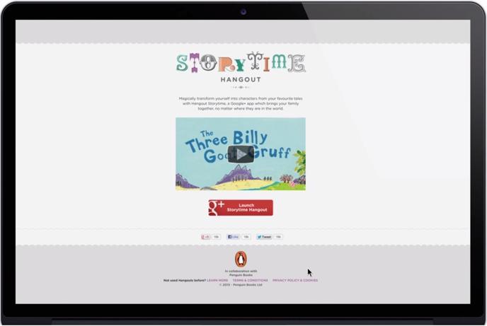 Google Plus Penguin Books