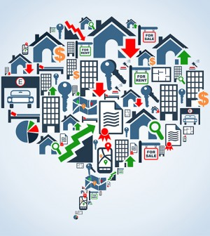 Property service in social media