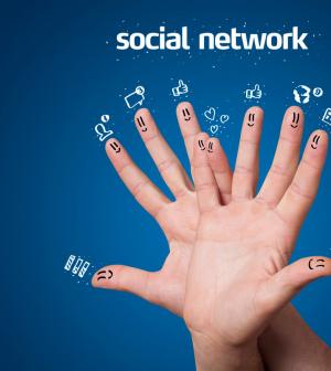 social-network-hands